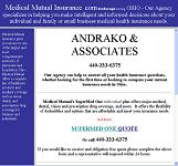 Click here to see the old Andrako & Associates site.