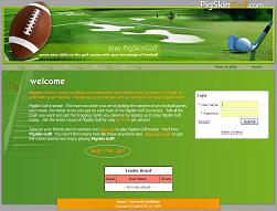 Click here to see the new Pigskin Golf site.